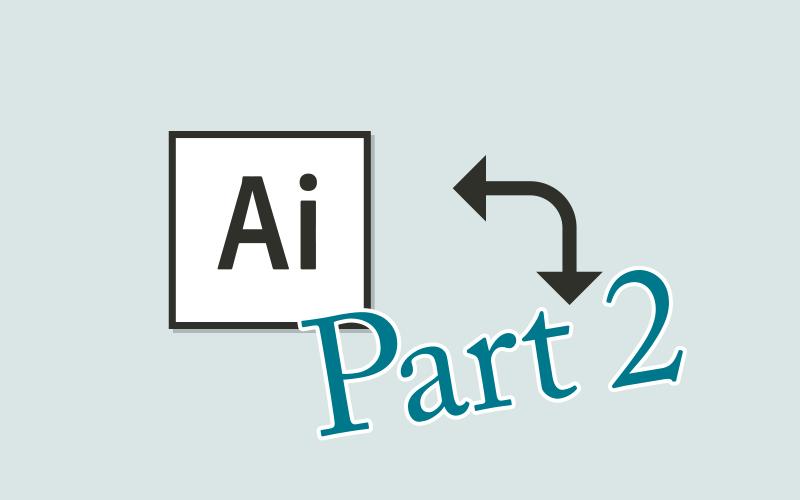 イラストレーターで指定した基点を中心に回転させる方法 Part2